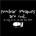 Nuclear Weapons are cool