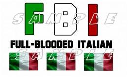 FULL BLOODED ITALIAN
