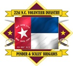 22nd NC Volunteer Infantry
