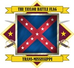 Taylor Battle Flag