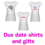 Due Date Maternity T-shirts