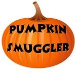 Pumpkin Sumggler Maternity Shirt