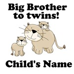 Big Brother to twins
