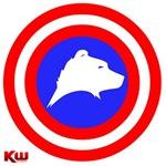 KW BEAR SHIELD