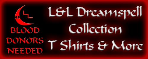 L&L Dreamspell Logo - Blood Donors Needed