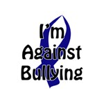 Anti-Bullying Blue Ribbon