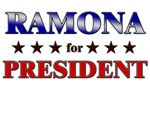 RAMONA for president