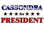 CASSONDRA for president