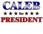 CALEB for president