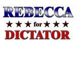 REBECCA for dictator