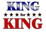 KING for king
