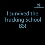 I survived the Trucking School BS!