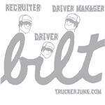 Recruiter-Driver-Driver Manager