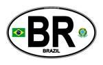 Brazil Intl Oval
