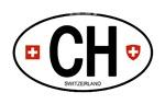 Switzerland Euro Oval