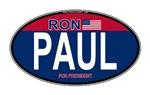 Ron Pual RW&B Oval