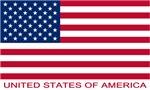 USA Flag (labeled)