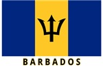 Flag of Barbados (labeled)