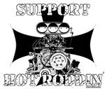 Support Hot Roddin-Blower