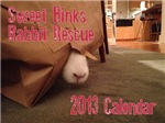Sweet Binks Rabbit Rescue 2013 Calendars