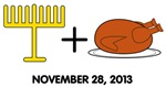 Hanukkah Thanksgiving