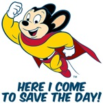 Mighty Mouse Here I Come