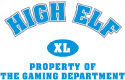High Elf: Gaming Dept.