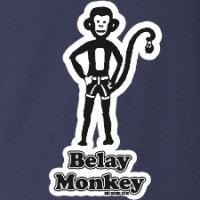 Belay Monkey