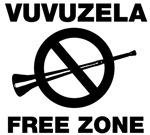 Vuvuzela Free Zone