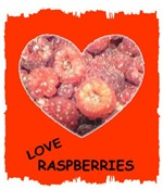 LOVE RASPBERRIES