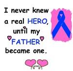 REAL HERO IN BLUE