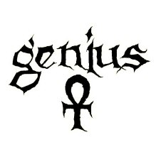 ANKH3  (GENIUS) EGYTIAN CROSS