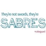 Color Guard Sabres