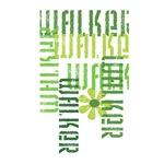Green Fitness Walker