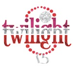 Twilight Movies and Books Gear - Heart & Moon