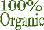 100% Oraganic Design