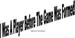 Player Design