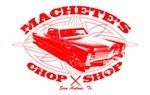 Machete Chop Shop