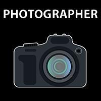 Caution! Photographer!