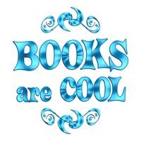 <b>BOOKS ARE COOL</b>