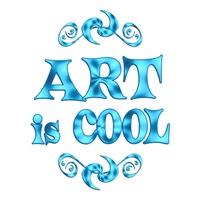 <b>ART IS COOL</b>