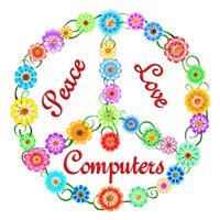 <b>PEACE LOVE COMPUTERS</b>