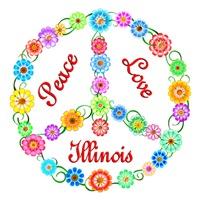 <b>PEACE LOVE ILLINOIS</b>