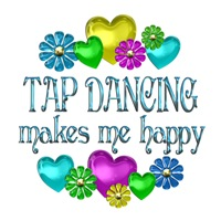 <b>TAP DANCING HAPPINESS</b>