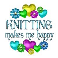 <b>KNITTING HAPPINESS</b>