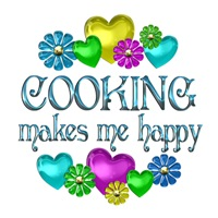 <b>COOKING HAPPINESS</b>
