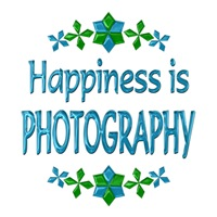 <b>HAPPINESS IS PHOTOGRAPHY</b>