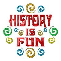 <b>HISTORY IS FUN</b>