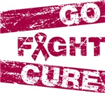 Multiple Myeloma Go Fight Cure Shirts