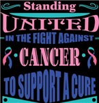 Thyroid Cancer Standing United Shirts